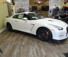 FOR SALE AT AUCTION: 2016 NISSAN GT-R IN RENO, NEVADA