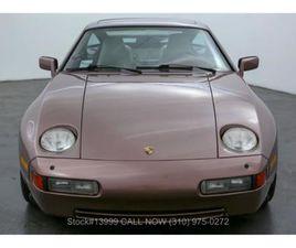 FOR SALE: 1987 PORSCHE 928 IN BEVERLY HILLS, CALIFORNIA