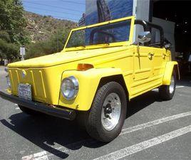 FOR SALE: 1973 VOLKSWAGEN THING IN LAGUNA BEACH, CALIFORNIA