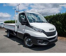 IVECO DAILY III 35C18H 3.0 3450 180CH BENNE JPM