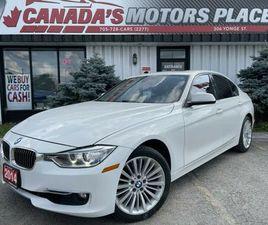 2014 BMW 3 SERIES 328I XDRIVE | LUXURY EDITION | CARS & TRUCKS | BARRIE | KIJIJI