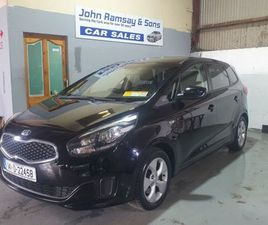 KIA CARENS NCT 08-22 1.7 TX 5DR FOR SALE IN CORK FOR €11,900 ON DONEDEAL