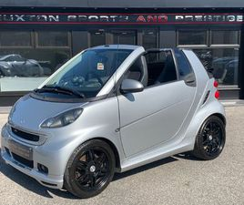 SMART FORTWO 1.0 BRABUS XCLUSIVE CABRIOLET 2DR
