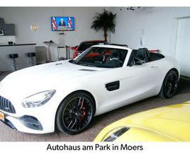 MERCEDES-BENZ AMG GT ROADSTER V8 - BURMESTER + TOP