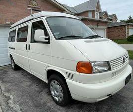 1997 VW CAMPING VAN | CARS & TRUCKS | CITY OF TORONTO | KIJIJI