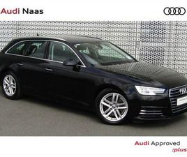 AUDI A4 AVANT 2.0TDI 150 SE ULTRA FOR SALE IN KILDARE FOR €30,950 ON DONEDEAL