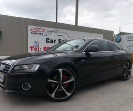 08 AUDI A5 2.7D AUTO S-LINE FOR SALE IN DUBLIN FOR €7,750 ON DONEDEAL