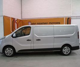 RENAULT TRAFIC LL29 ENERGY DCI 145 SPORT-CAMERA-B FOR SALE IN CORK FOR €17,850 ON DONEDEAL