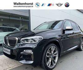 BMW X3 I DRASS PARKASS+ AP 21'' HUD HIFI