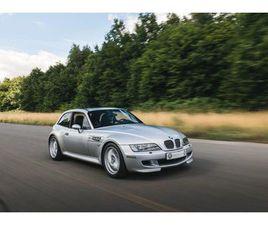 BMW Z3 M COUPÉ - S54