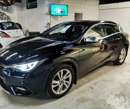 INFINITI Q30 2016 1.5 BUS EDITION TOP SPEC /7S AUT FOR SALE IN DUBLIN FOR €18,900 ON DONED