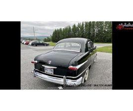 FORD CUSTOM CUSTOM DEL* MATCH NUMBER * V8 * FLATHEAD 1951