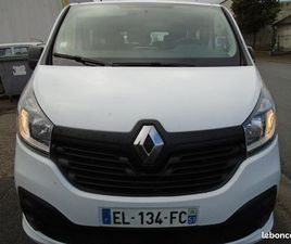 RENAULT TRAFIC 1.6 DCI 125 CV EBERGY LIFE 9 PLACES