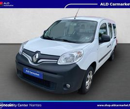 RENAULT KANGOO EXPRESS MAXI 1.5 DCI 90CH ENERGY CABINE APPROFONDIE EXTRA R-LINK EURO6