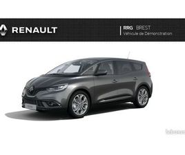 RENAULT GRAND SCÉNIC BUSINESS BLUE DCI 120 EDC