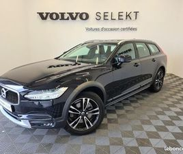 VOLVO V90 CROSS COUNTRY D5 AWD 235CH LUXE GEARTRONIC