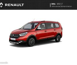DACIA LODGY STEPWAY BLUE DCI 115 - 5 PLACES -20