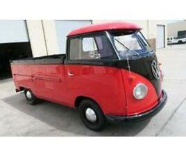 1962 VOLKSWAGEN TRANSPORTER KOMBI 1600! WEST COAST CAR! CLEAN!!!!!