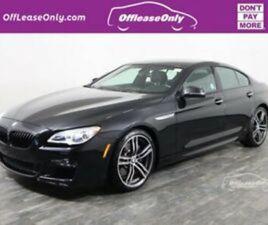 2018 BMW 6-SERIES 640I M SPORT GRAN COUPE RWD