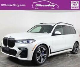 2020 BMW X7 M SPORT XDRIVE40I AWD