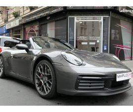 PORSCHE 911 CARRERA 992 CABRIOLET 3.0I 385 PDK