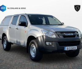 ISUZU D-MAX 2.5 TWIN TURBO DIESEL FOR SALE IN KILDARE FOR €21,950 ON DONEDEAL