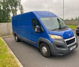 PEUGEOT BOXER 333 2.2 HDI 2016 110 BHP FOR SALE IN ANTRIM FOR £8,000 ON DONEDEAL