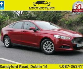 FORD MONDEO ZETEC 1.6 TDCI 115PS 4DR 5DR FOR SALE IN DUBLIN FOR €9,900 ON DONEDEAL