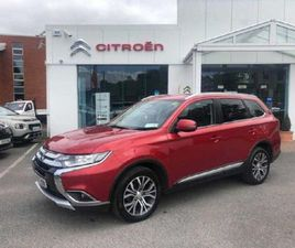 MITSUBISHI OUTLANDER 2.2 DI-D 3 FOR SALE IN CORK FOR €28,950 ON DONEDEAL