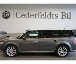 FORD FLEX 3.5 V6 IVCT AWD AUTOMAT LIMITED 7-SITS 266HK