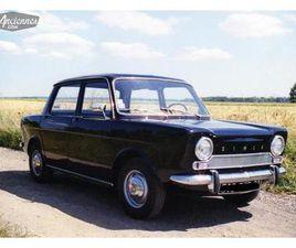 SIMCA 1000 - 1962