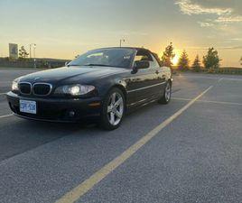 BMW 330CI CONVERTIBLE   CARS & TRUCKS   OAKVILLE / HALTON REGION   KIJIJI