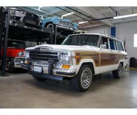 FOR SALE: 1989 JEEP GRAND WAGONEER IN TORRANCE, CALIFORNIA
