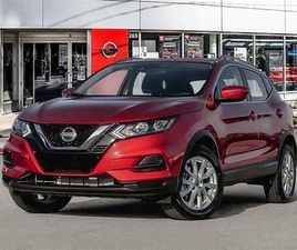 2021 NISSAN QASHQAI AWD SV CVT   CARS & TRUCKS   CITY OF TORONTO   KIJIJI