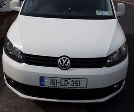 V.W. CADDY VAN FOR SALE IN GALWAY FOR €7,000 ON DONEDEAL