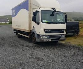 2011 DAF LF 45 140 AUTO FOR SALE IN DONEGAL FOR €5,000 ON DONEDEAL