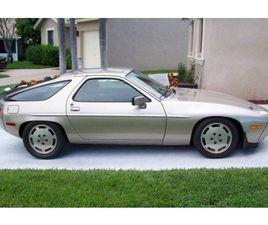1985 PORSCHE 928S FOR SALE