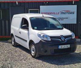 RENAULT KANGOO, 2019 1.5 DCI 35000 KMS FOR SALE IN MEATH FOR €11,950 ON DONEDEAL