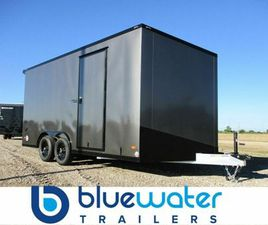 2022 BRAVO TRAILERS ALUMINUM 8.5 SILVER STAR FROM $14,730.00!   CARGO & UTILITY TRAILERS  