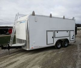 2022 CARGO EXPRESS STEEL 8.5 WIDE CXT STABLE EDITION TRAILER! | CARGO & UTILITY TRAILERS |