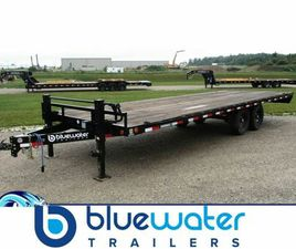 2021 LOAD TRAIL DECK OVER PINTLE HOOK W/6IN. CHANNEL FRAME 14,000 LB - 102 X 24'! | CARGO