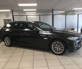 BMW 5 SERIES 3.0 535D LUXURY TOURING 5DR