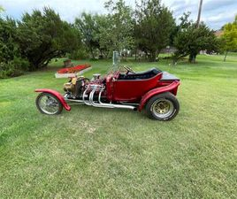 FOR SALE: 1923 FORD T BUCKET IN CHILDRESS, TEXAS