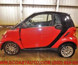 USED 2009 SMART FORTWO PURE