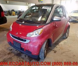 USED 2009 SMART FORTWO COUPE