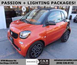 USED 2019 SMART FORTWO PASSION