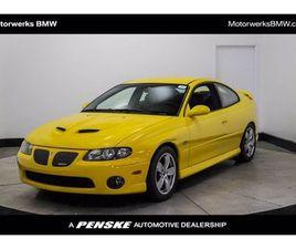 USED 2005 PONTIAC GTO