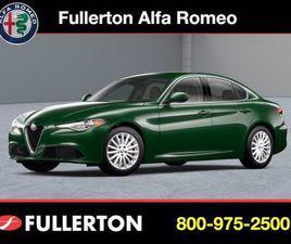 NEW 2021 ALFA ROMEO GIULIA AWD