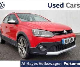 VOLKSWAGEN POLO CROSS 1.2TDI 75BHP SALE NOW ON ST FOR SALE IN GALWAY FOR €9,500 ON DONEDEA