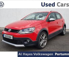 VOLKSWAGEN POLO CROSS 1.2TDI 75BHP SALE NOW ON ST FOR SALE IN GALWAY FOR €10,500 ON DONEDE